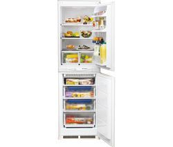 HOTPOINT HM 325 FF.2.1 Integrated 50/50 Fridge Freezer Best Price, Cheapest Prices