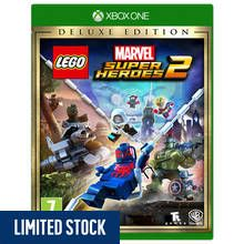Lego Marvel Super Heroes 2 Deluxe Edition Xbox One Game Best Price, Cheapest Prices