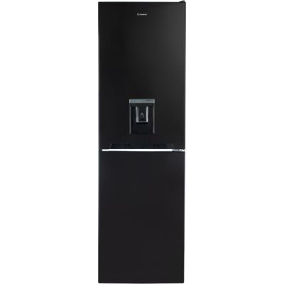 Candy CVS1745BWDK 50/50 Fridge Freezer - Black - A+ Rated Best Price, Cheapest Prices