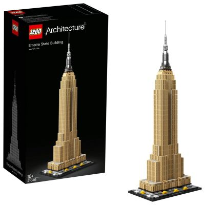 LEGO Architecture Empire State Building - 21046 Best Price, Cheapest Prices