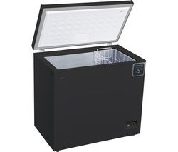 LOGIK L200CFB18 Chest Freezer - Black