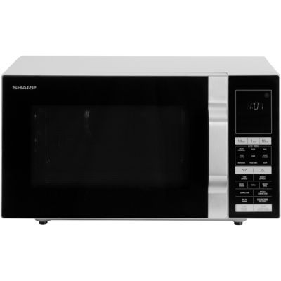 Sharp R890S 28 Litre Combination Microwave Oven - Silver Best Price, Cheapest Prices