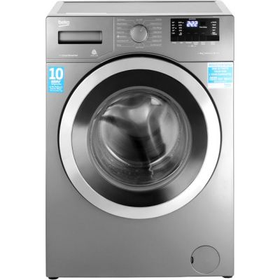 Beko WR862441G 8Kg Washing Machine with 1600 rpm - Graphite - A+++ Rated Best Price, Cheapest Prices