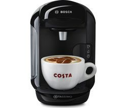 TASSIMO by Bosch Vivy2 TAS1402GB Hot Drinks Machine - Black Best Price, Cheapest Prices