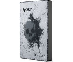 SEAGATE Gears of War 5 Special Edition Game Drive for Xbox - 2 TB, Grey Best Price, Cheapest Prices