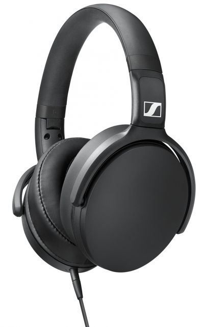 Sennheiser HD 400S Over-Ear Wired Headphones - Black Best Price, Cheapest Prices