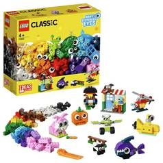 LEGO Classic Bricks and Eyes 11003 Building Kit - 11003 Best Price, Cheapest Prices