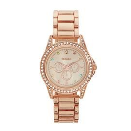 Tikkers Children's Rose Gold Coloured Strap Watch Best Price, Cheapest Prices