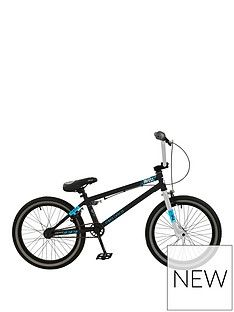 Zombie Zombie Infest Boys BMX with Giro and 1 Set of Pegs 12 inch Frame Best Price, Cheapest Prices