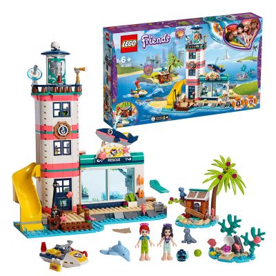 LEGO Friends Lighthouse Rescue Center Playset - 41380 Best Price, Cheapest Prices