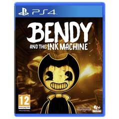Bendy and the Ink Machine PS4 Game Best Price, Cheapest Prices