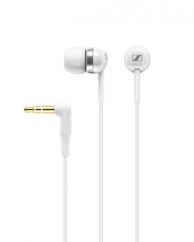 Sennheiser CX 100 In-Ear Wired Headphones - White Best Price, Cheapest Prices