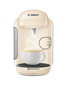 Tassimo Vivy 2 Coffee Maker - Cream Best Price, Cheapest Prices