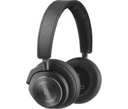 BANG & OLUFSEN H9i Wireless Bluetooth Noise-Cancelling Headphones - Black Best Price, Cheapest Prices