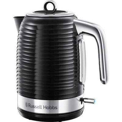 Russell Hobbs Inspire 24361 Kettle - Black Best Price, Cheapest Prices