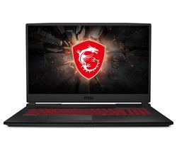 "MSI GL75 9SD-036UK 17.3"" Intel® Core™ i7 GTX 1660 Ti Gaming Laptop - 512 GB SSD Best Price, Cheapest Prices"