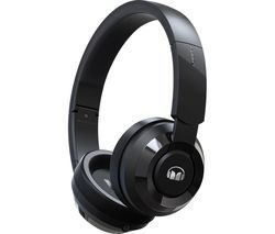 MONSTER Clarity 100 Headphones - Black Best Price, Cheapest Prices