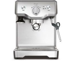 SAGE Duo Temp Pro Coffee Machine - Silver Best Price, Cheapest Prices