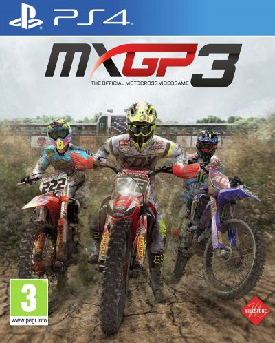 MXGP 2019 PS4 Game Best Price, Cheapest Prices