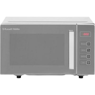 Russell Hobbs RHEM2301S 23 Litre Microwave - Silver Best Price, Cheapest Prices