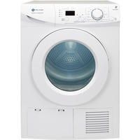 White Knight B96M8WR 8kg Freestanding Condenser Tumble Dryer - White Best Price, Cheapest Prices