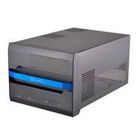SilverStone SG12B Sugo Series Black Micro ATX Case, Small Form Factor Best Price, Cheapest Prices