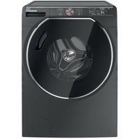 Hoover AWMPD69LH7R AXI Smart 9kg 1600rpm Freestanding Washing Machine With AI And WiFi - Graphite With Tinted Door Best Price, Cheapest Prices