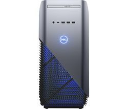 DELL Inspiron Intel® Core™ i7 GTX 1060 Gaming PC - 1 TB HDD & 128 GB SSD Best Price, Cheapest Prices