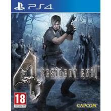 Resident Evil 4 PS4 Game Best Price, Cheapest Prices