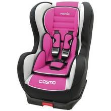 Nania Cosmo Group 1 ISOFIX Car Seat - Pink
