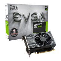 EVGA GeForce GTX 1050 GAMING 2GB GDDR5 Graphics Card, 640 Core, 1354MHz GPU, 1455MHz Boost Best Price, Cheapest Prices