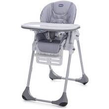 Chicco Polly Easy 4 Wheel Highchair - Nature Best Price, Cheapest Prices