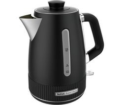 TEFAL Avanti Classic KI290N40 Traditional Kettle - Matte Black Best Price, Cheapest Prices