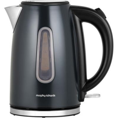 Morphy Richards Equip 102775 Kettle - Black Best Price, Cheapest Prices
