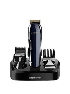 BaByliss For Men 7427U Titanium Nitride Trimmer Best Price, Cheapest Prices