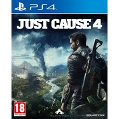 Just Cause 4 PS4 Game Best Price, Cheapest Prices