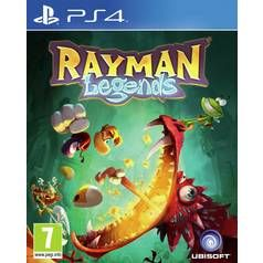 Rayman Legends PS4 Game Best Price, Cheapest Prices