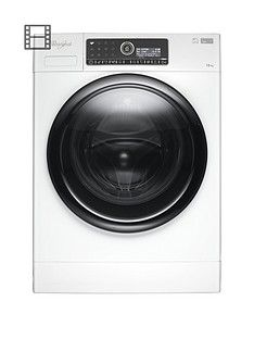 Whirlpool Supreme Care Premium+ FSCR12441 12kg Load, 1400 Spin Washing Machine - White Best Price, Cheapest Prices