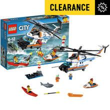 LEGO City Heavy-Duty Rescue Helicopter - 60166 Best Price, Cheapest Prices
