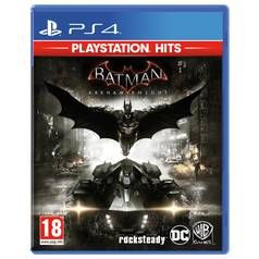 Batman: Arkham Knight PS4 Hits Game Best Price, Cheapest Prices