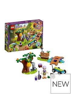 LEGO Friends 41363 Mia's Forest Adventure Best Price, Cheapest Prices