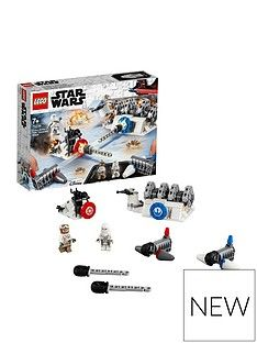 LEGO Star Wars 75239 Hoth Generator Attack Set  Best Price, Cheapest Prices