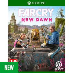 Far Cry: New Dawn Xbox One Game Best Price, Cheapest Prices