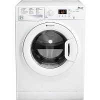 GRADE A2 - HOTPOINT WMFUG1063P 10kg 1600rpm SmartClean Freestanding Washing Machine - White Best Price, Cheapest Prices
