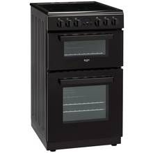 Bush DHBEDC50B Double Electric Cooker - Black Best Price, Cheapest Prices