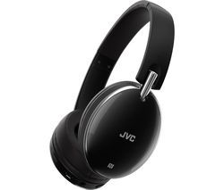 JVC HA-S90BN-B-E Wireless Bluetooth Noise-Cancelling Headphones - Black Best Price, Cheapest Prices