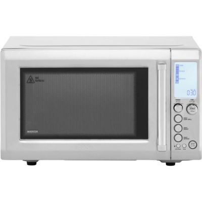 Sage The Quick Touch Crisp BMO700BSS 25 Litre Combination Microwave Oven - Stainless Steel Best Price, Cheapest Prices