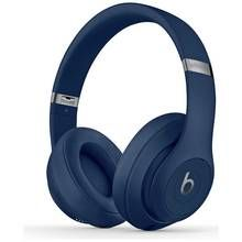 Beats by Dre Studio 3 Wireless Over-Ear Headphones - Blue Best Price, Cheapest Prices