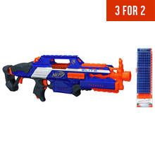 Nerf N-Strike Elite Rapidstrike CS-18 Blaster Best Price, Cheapest Prices