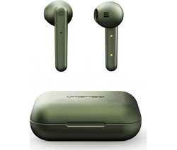 URBANISTA Stockholm Wireless Bluetooth Earphones - Olive Green Best Price, Cheapest Prices